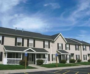 Building, Fairdale Townhomes