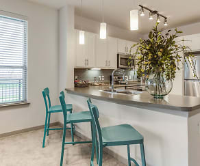 Dining Room, Gateway Pines