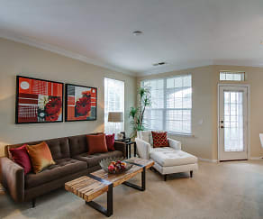 Living Room, Rockledge Oaks