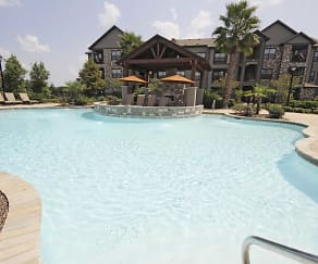 Pool, The Greystone Apartment Homes