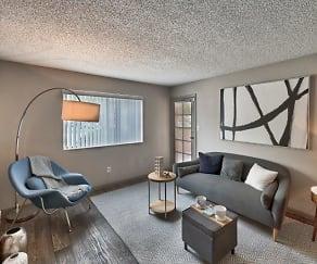 Living Room, Heritage Pointe