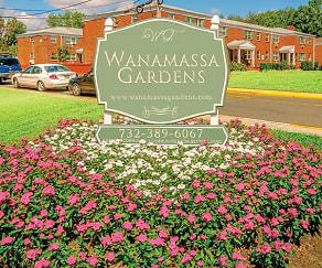 Community Signage, Wanamassa Gardens