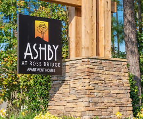 Community Signage, Ashby at Ross Bridge