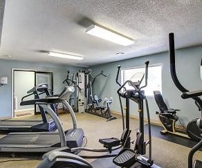 Fitness Weight Room, Cimarron Hills