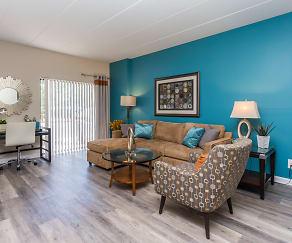 Living Room, Cityside Huntington Metro