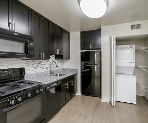 Kitchen, Steeplechase Apartment Homes