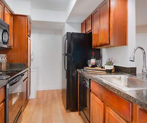 Kitchen, Rolling Brook Village