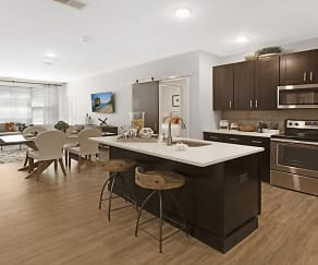 Kitchen, Woodmont Hills at Ramapo