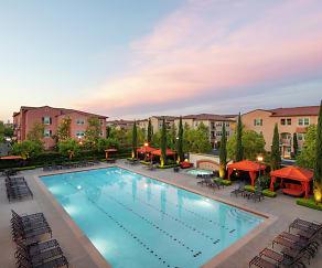 Pool, Stewart Village