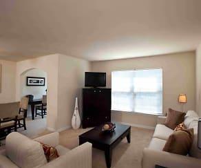 Living Room, Masons Keepe