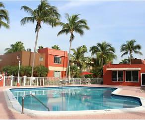 Pool, Cherry Grove Village