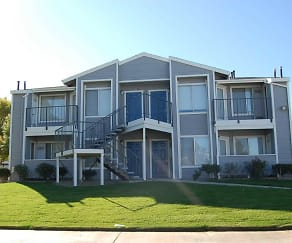 Building, Sierra Ridge Apartments