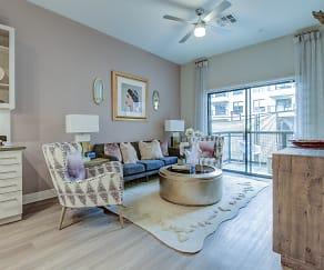 Living Room, Alta Drinkwater