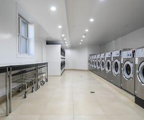 MAT-Laundry, Pelham Parkway Towers