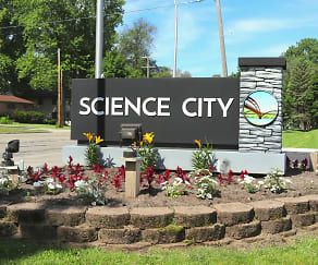 Community Signage, Science City (55+)