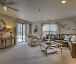 1710 Sq Ft 3 Bedroom, Tranquility Pointe