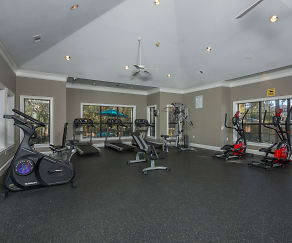 Fitness Weight Room, Chimney Hill