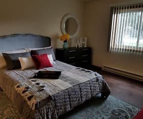Bedroom, Woodfield Heights