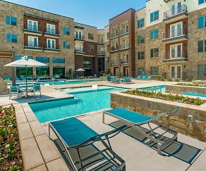Pool, Millennium Place