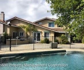 Pool, 5972 VALLEY MEADOW CT