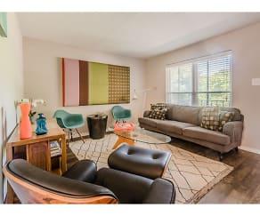 Living Room, Monticello