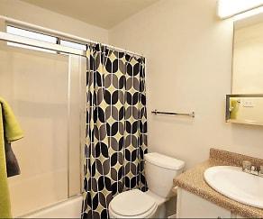 Bathroom, River Blu