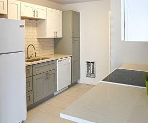 Kitchen, V Apartments