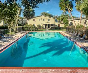 Pool, Frederick Gardens
