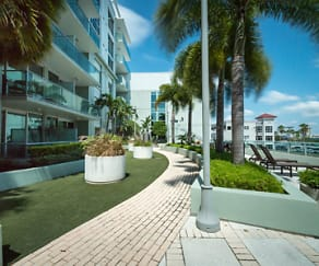 Building, The Place At Channelside