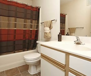 Bathroom, Pearlwood Estates