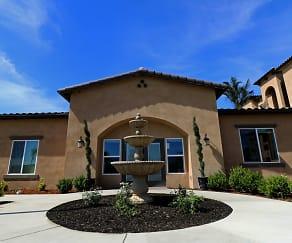 Building, Santa Barbara Apartments