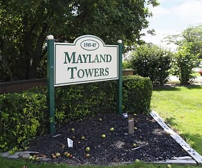 Clubhouse, Mayland Towers Apartments