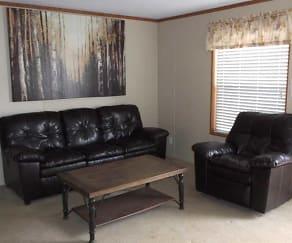 Living Room, Amber Hills Lodge