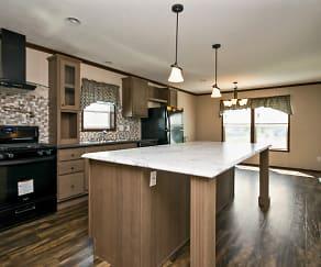 Kitchen, 827 Willowbrook Dr.
