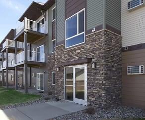 Building, West Ridge Apartments