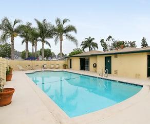 Pool, Ocean Air