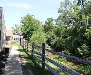 Building, Creekside Villas