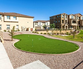 Golf, Luxury Townhomes at Park Tower