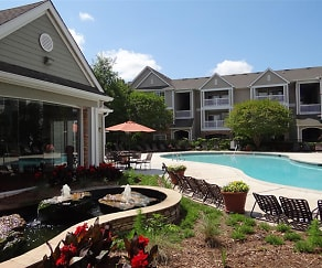 Pool, Lodge at Southpoint Apartments