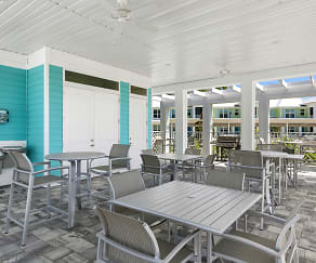 Recreation Area, Lemon Bay Apartments