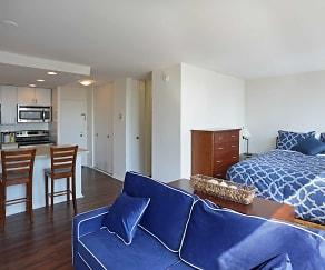 Living Room, Juneau Village Towers