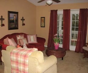 Living Room, Heritage Trace