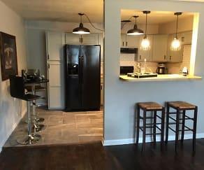 Kitchen, Courtyard Properties