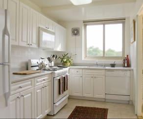 Kitchen, Avalon The Albemarle