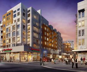 Building, Array at West Alex