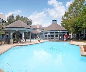 Pool, Laurels of Sendera