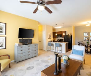 Living Room, Legends at White Oak