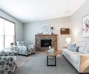 Living Room, Creekstone Falls