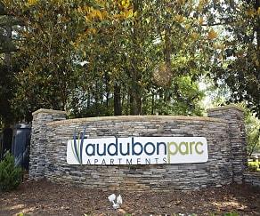 Community Signage, Audubon Parc