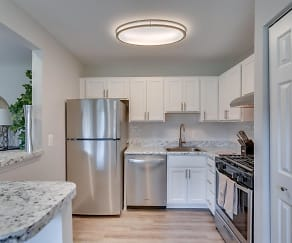 Kitchen, The District at Forestville